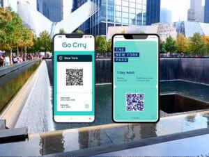 ニューヨーク エクスプローラパスとニューヨークパスの違い