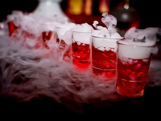 ニューヨーク ハロウィンパーティ - ドリンク
