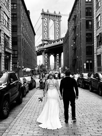 ニューヨークのウェディングフォトグラファー - ブルックリン