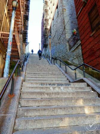 ブロンクス - ジョーカー階段