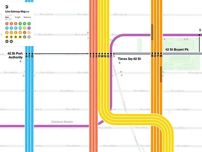 MTA ニューヨーク ライブ