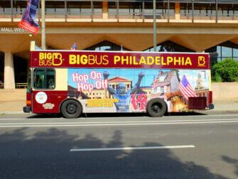 フィラデルフィアパス - ホップオンホップオフバス