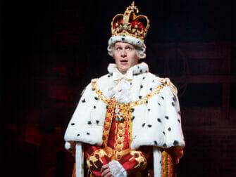 ブロードウェイ ハミルトン チケット The King