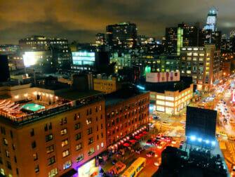 ニューヨーク ミートパッキングディストリクト - ガンズヴォートホテル