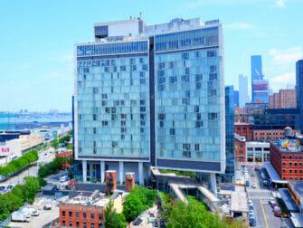 ニューヨーク ミートパッキングディストリクト - スタンダードホテル