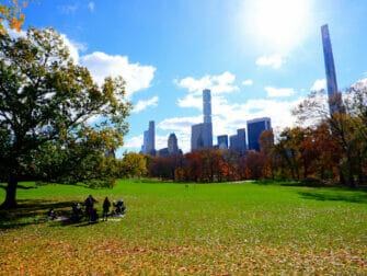ニューヨーク 公園
