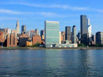 ニューヨーク 国連本部 Chrysler Building