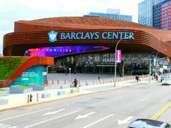 ニューヨーク ブルックリン - バークレイズセンター