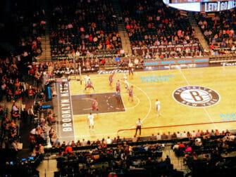 ニューヨーク ブルックリン - スポーツ
