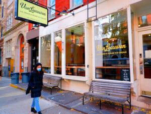 ニューヨークのビーガンレストラン