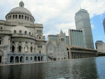ボストン 観光パス - 建築物