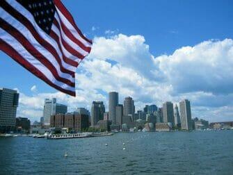ボストン 観光パス - 水上