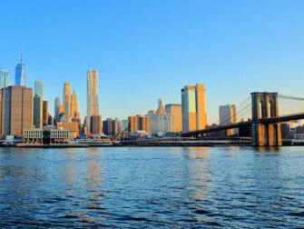 ニューヨークのロケ地 - ブルックリンブリッジ