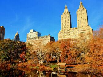 ニューヨークのロケ地 - セントラルパーク