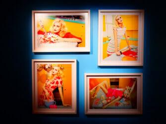 ニューヨークのフォトグラフィスカ - 展示室