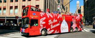ニューヨーク グレイライン ホップオンホップオフバス