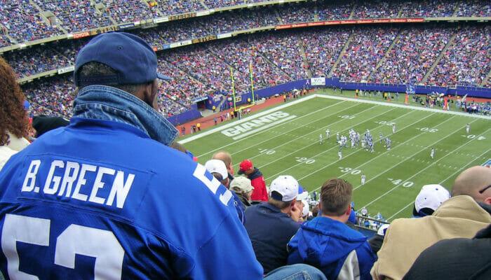 ニューヨーク NFL アメリカンフットボール