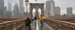ニューヨークの雨