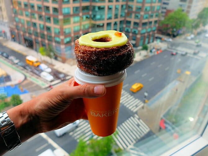ニューヨーク 最高のドーナツ - ドミニクアンセルベーカリー
