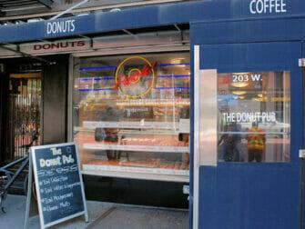 ニューヨーク 最高のドーナツ - ドーナツパブ