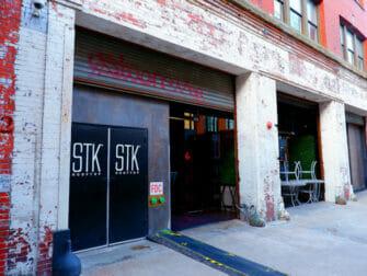 ニューヨークで最高のステーキハウス - STK フードメニュー