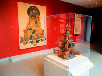 ニューヨークのルービン美術館 - 芸術作品