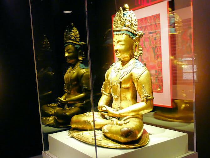 ニューヨークのルービン美術館