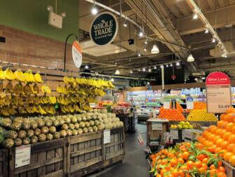 ニューヨークのスーパーマーケット - ホールフーズ