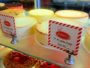ニューヨーク 最高のチーズケーキ