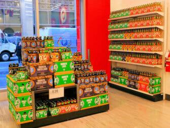 ニューヨークのスーパーマーケット - ニューヨークのターゲット