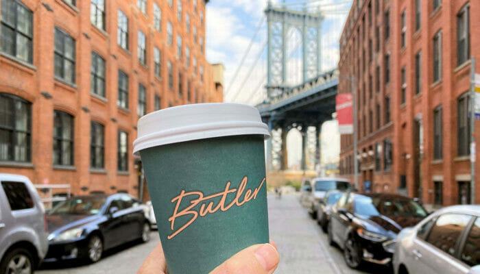 バトラーコーヒー