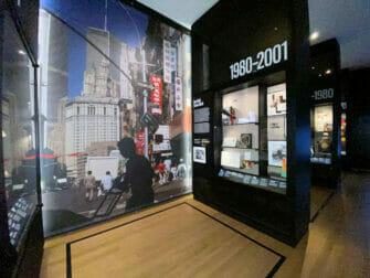 ニューヨーク市立博物館-内部