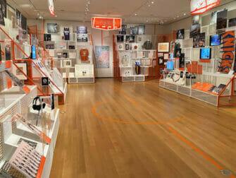 ニューヨーク市立博物館-スポーツ