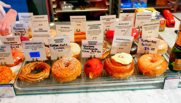 ニューヨーク 最高のドーナツ - The Doughnut Project