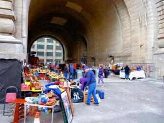 DUMBOフリーマーケット
