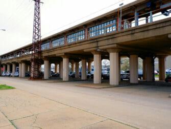 LIRRの駅