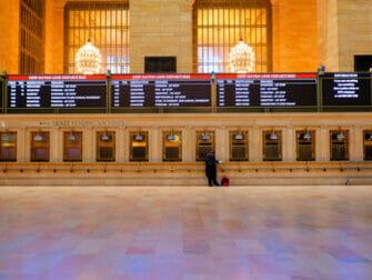 ニューヨークのメトロノース鉄道 - チケット