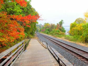 ニューヨークのメトロノース鉄道 - アップステート