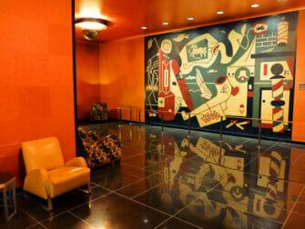 ニューヨークのラジオシティミュージックホール - アールデコ