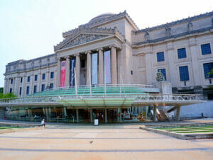 ニューヨークのブルックリン美術館