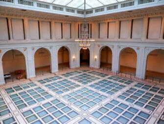 ニューヨークのブルックリン美術館 - ボザール様式