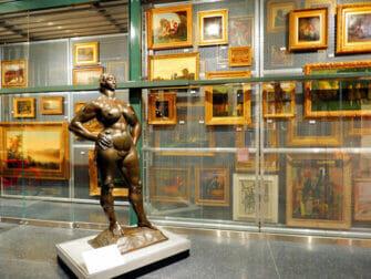 ニューヨークのブルックリン美術館 - ザ・ストレージ
